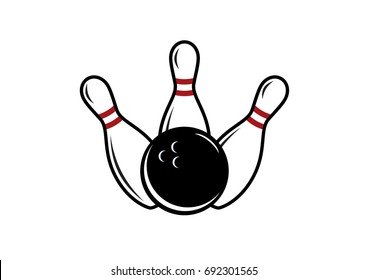Image result for bowlingclipart""