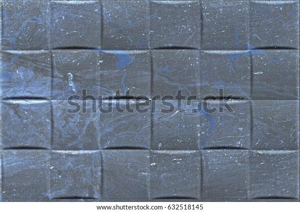 Box  Pattern Tile Design