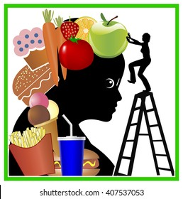 Brain Training for healthy eating. Impact of nutrition counseling in order to change bad food habits