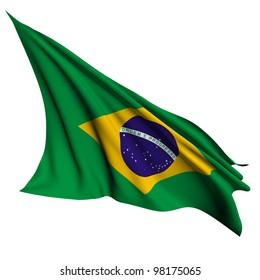 Brazil flag - World flags - collection no_4