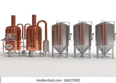 brewing equipment
