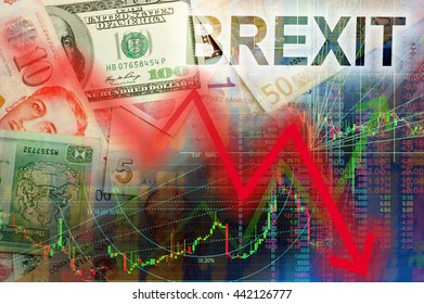 Brexit crisis is problem for investor. Stock exchange and money exchange are  go down. Both Market is symbolic of investment in the future. Many people worried about economic after brexit announcement