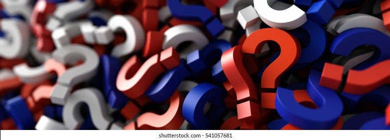 Brexit uncertainty, future and economy, 3d rendering background