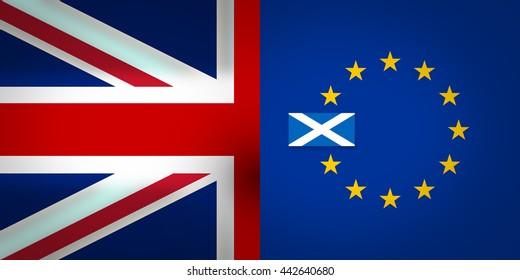 Brexit united kingdom europe Scotland
