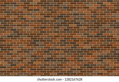 brick stone wall 3d illustration 40x29cm 300dpi