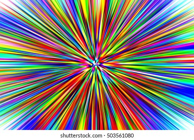 Bright abstract multicolored background.