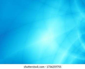 Brillante azul verano agradable vacaciones fondo de arte
