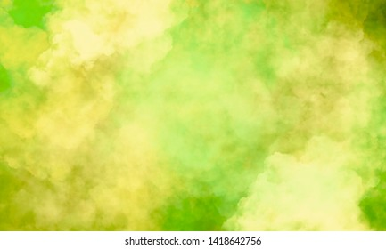 Bright colorful abstract watercolor background