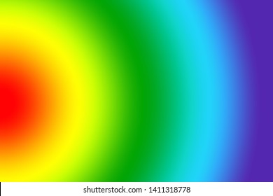 bright colorful rainbow color abstract background.