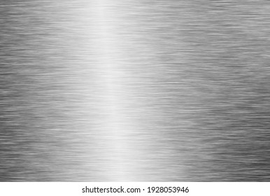 Bright gray metal textured background