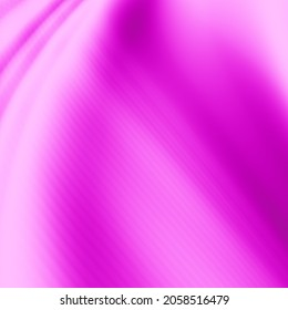 Bright pink color art abstract illustration modern wallpaper