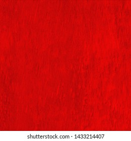bright red canvas wall background texture