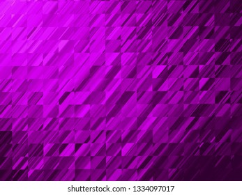 bright violet geometric fractal background with vibrant gradient colors