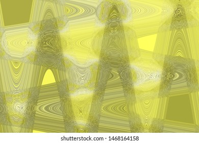 Bright yellow background interesting abstraction