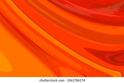 Brightly Colored abstract background design/pattern with liquify texture, liquid effect