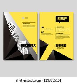 brochure design flyers
