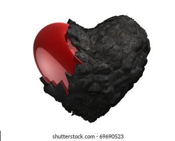 Dead Heart Images, Stock Photos & Vectors   Shutterstock