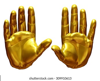 brokers hand signs as auxiliaries to communicate, View a demand, sell gesture