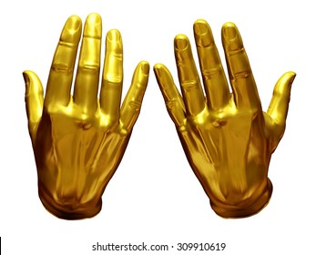 brokers hand signs as auxiliaries to communicate, View a demand, buy gesture