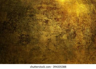 Bronze metal texture background