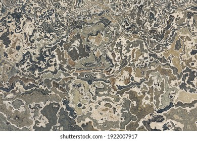 Brown marbled texture or background