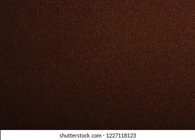 Brown velvet paper texture background wallpaper.