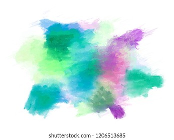 The brush stroke graphic abstract background. Art nice Color splashes.Surface for your design. book,abstract shape Website work,stripes,tiles,background texture wall
