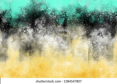 brush strokes tie dye pattern abstract background, digital painted