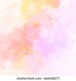 Brushed Painted Abstract Background.