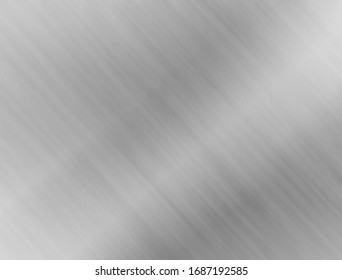brushed steel or aluminium metal background texture