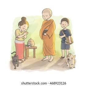 Buddhist's Day