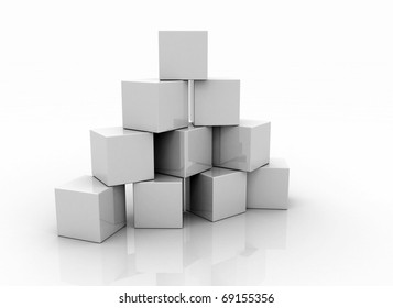 Building blocks blank
