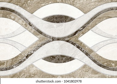 building decorative wall pattern design background,