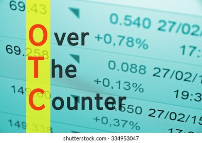 Otc Market Stock Illustrations, Images & Vectors | Shutterstock