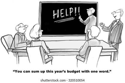 Budget Cartoon High Res Stock Images | Shutterstock