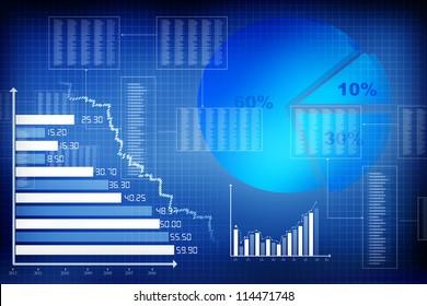 Business chart