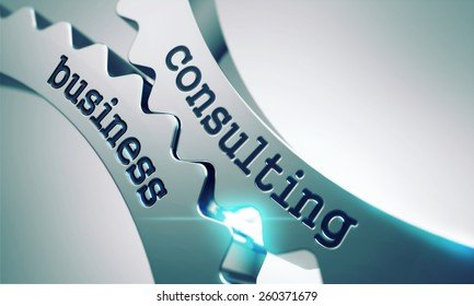 Business Consulting on the Mechanism of Metal Gears.