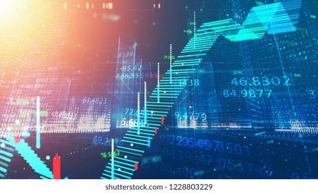 Business Financial Chart