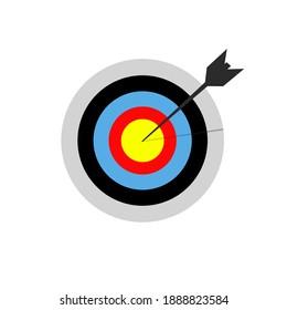 Business Goals Achievement Concept. Businesspeople
