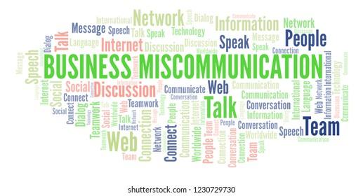Miscommunication Images, Stock Photos & Vectors | Shutterstock