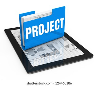 Business project concept