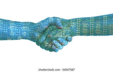 Business through Technology