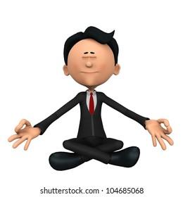 businessman guru