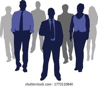 Unternehmensgruppe Silhouetten