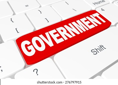 """Button """"government"""" on keyboard"""