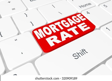 """Button """"mortgage rate"""" on keyboard"""