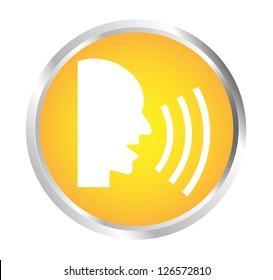 Button Speak
