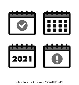 calendar icons. Event icon. Calendar sign. Plan . Date icons