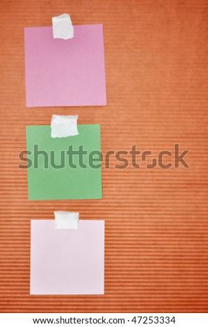 calendar sticky notes on wall stock illustration 47253334 shutterstock