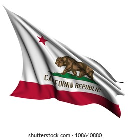California flag - USA state flags collection no_2
